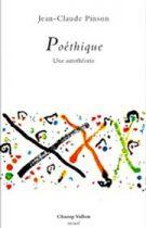 Jean-Claude Pinson, Poéthique, éditions Champ Vallon, recueil