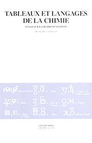 Dagognet Francois Tableau et langage de la chimie