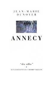 Annecy – Jean-Marie Dunoyer 1984