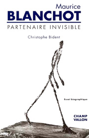 Maurice Blanchot – Christophe Bident 1998