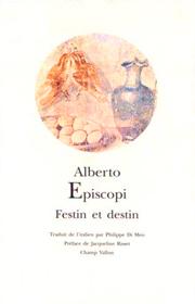 Festin et destin – Alberto Episcopi 1991