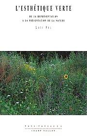 Esthétique verte (L') (Loïc Fel – 2009)
