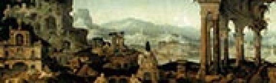 SABINE FORERO-MENDOZA Le temps des ruines