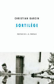 Sortilège (réédition) – Christian Garcin 2014