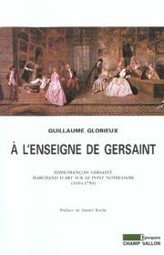 À l'enseigne de Gersaint – Guillaume Glorieux 2002