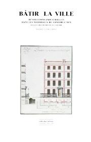 Bâtir la ville (André Guillerme –