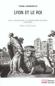 Lyon et le roi – Yann Lignereux 2003