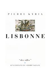 Lisbonne – Pierre Kyria 1985