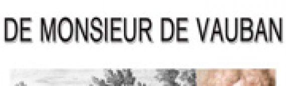 SÉBASTIEN LE PESTRE DE VAUBAN Les Oisivetés