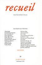 Revue Recueil – n°28 (septembre 1993)