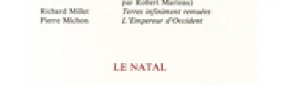 Revue Recueil – n°2 – Le Natal (1985)
