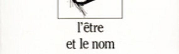 MICHÈLE AQUIEN Saint-John Perse