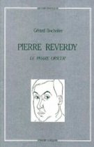 Pierre Reverdy – Gérard Bocholier 1984