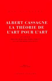 Théorie de l'art pour l'art (La) – Albert Cassagne 1997