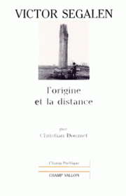 Victor Segalen – Christian Doumet 1993