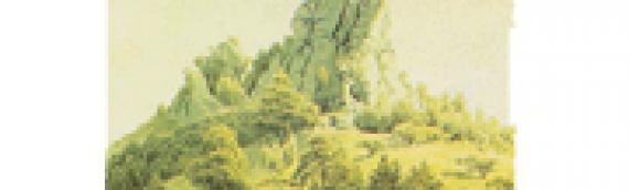 CLAUDE DOURGUIN La forêt périlleuse