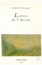 Lettres de l'Avent – Claude Dourguin 1991