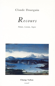 Recours – Claude Bourguin 1991