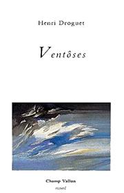 Ventôses – Henri Droguet 1990