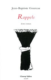 Rappels – Jean-Baptiste Goureau 2001