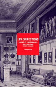 Collections (Les) – André Guillerme 1993