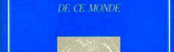 CHRISTIAN MONCELET René Guy Cadou