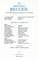 Le Nouveau Recueil – n°34 – mars/mai 1995