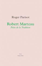 Robert Marteau – Roger Parisot 1995