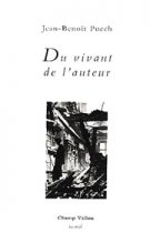Du vivant de l'auteur – Jean-Benoît Puech 1990