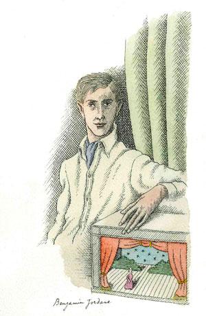 Portrait de Benjamin Jordane