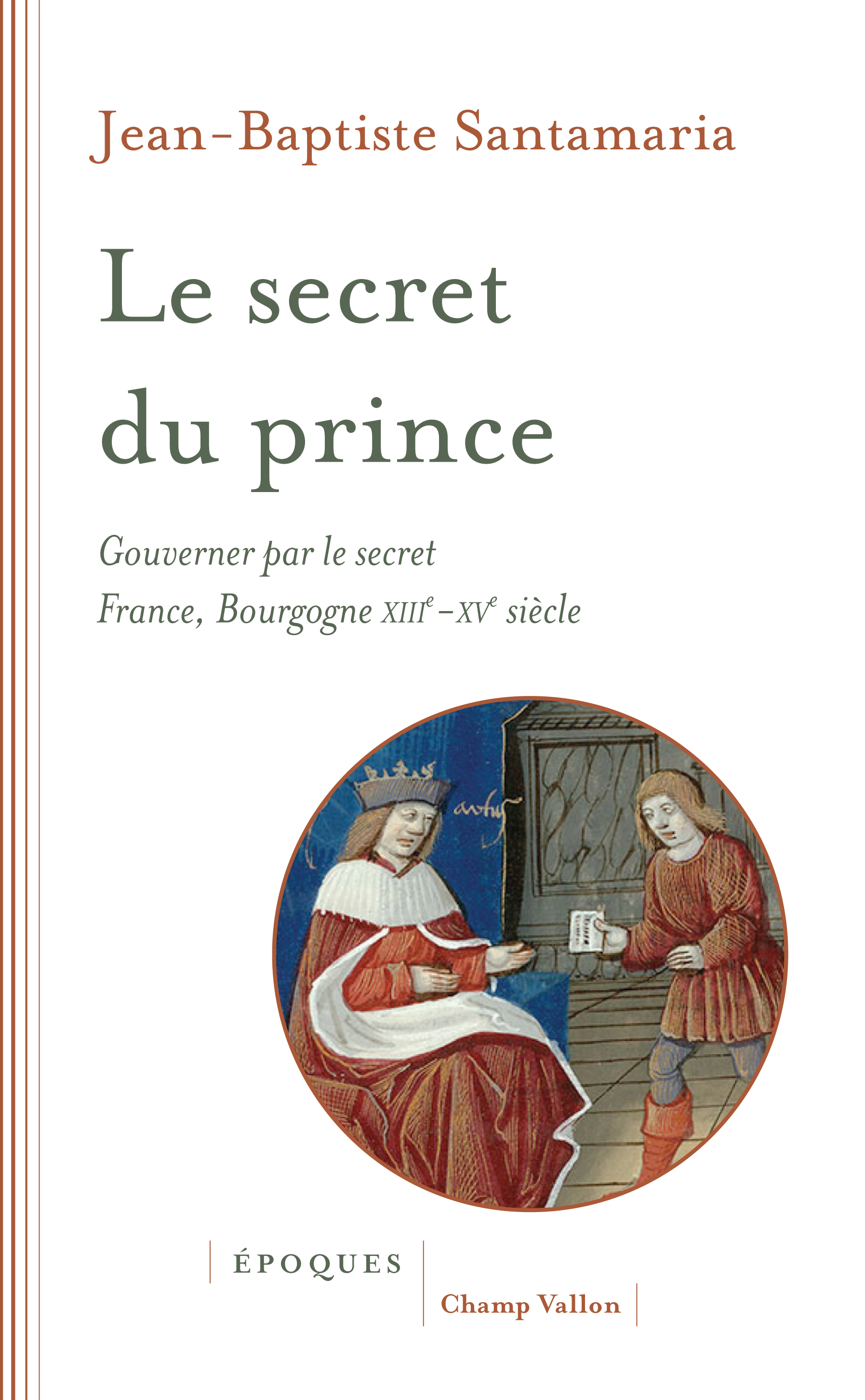 Le secret du prince santamaria