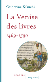 Catherine KIKUCHI La Venise des livres