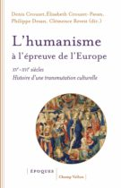 Couverture L'humanisme