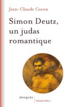 Couverture Simon Deutz