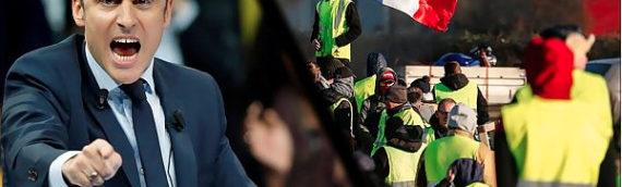 La gouvernance Macron, entre « extrême centre » et gilets jaunes: Non Fiction