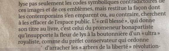 Emmanuel Fureix Le Monde