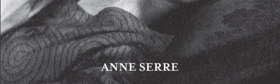 ANNE SERRE Grande tiqueté