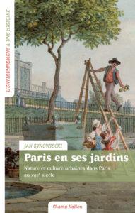 Couv PAris en ses jardins